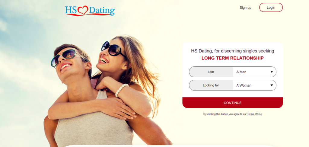 HS Dating Site - Join free